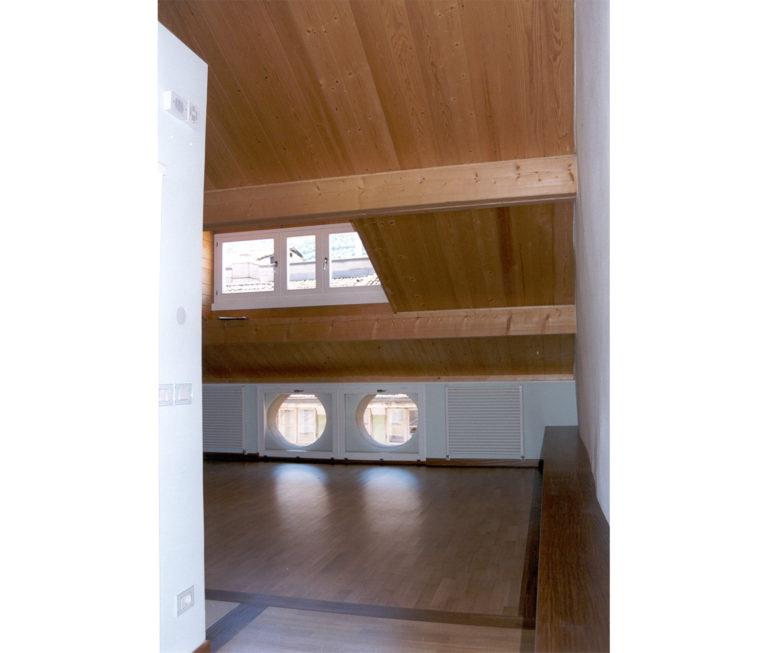 Dachgeschoss in Bozen